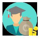 장학금 지급
